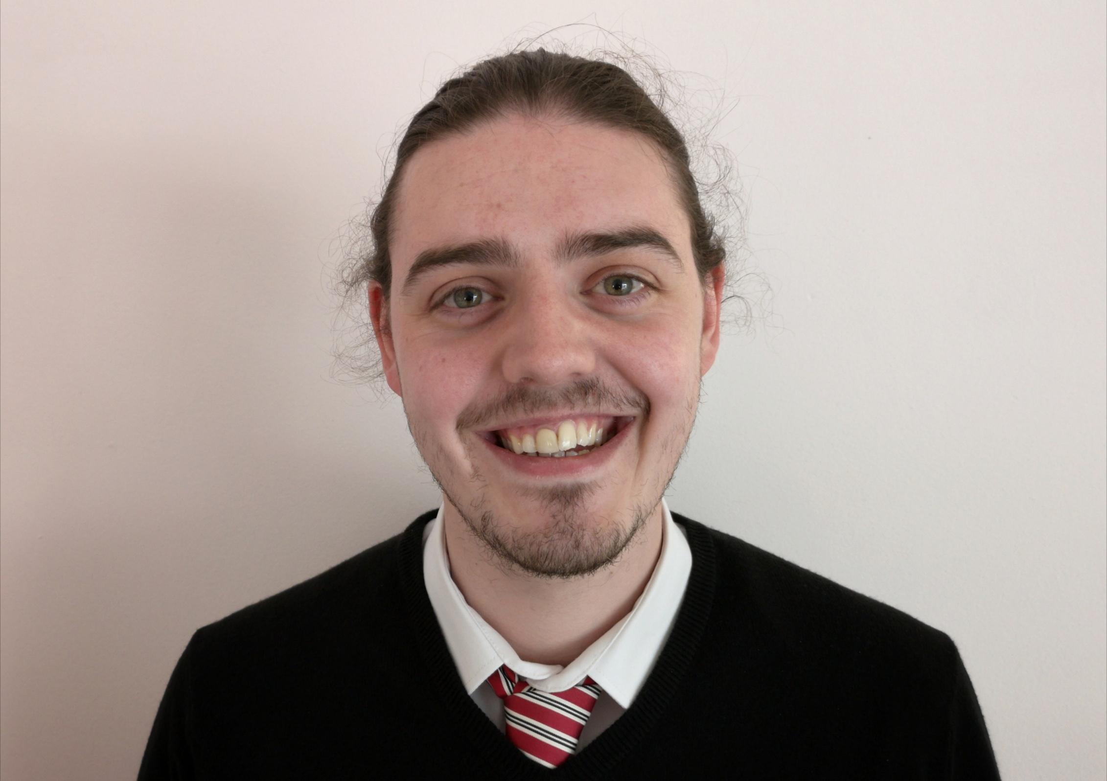 Alistair Burke Housing Services Assistant